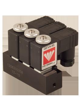 G65-M | Colector de válvulas solenoides