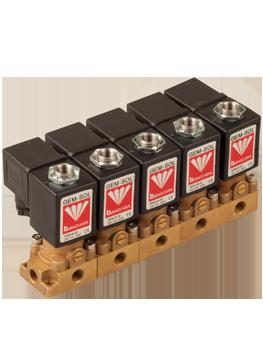 GEM-V/VL | Conjunto del colector modular