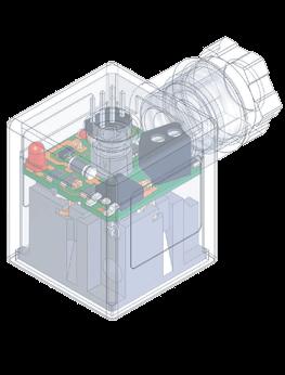 PWM (modulación del ancho de pulso) Conector