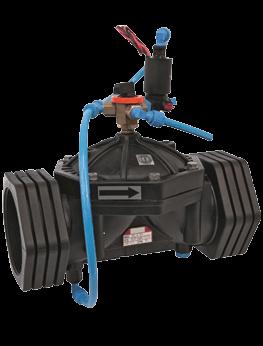 G500-EL | Control eléctrico por solenoide
