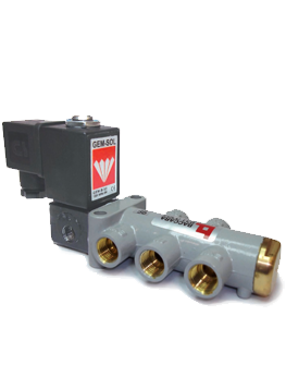 PE Valves | Solenoid Operated