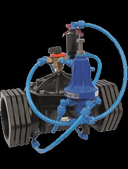 G500-PREL   Solenoid controlled pressure reducing
